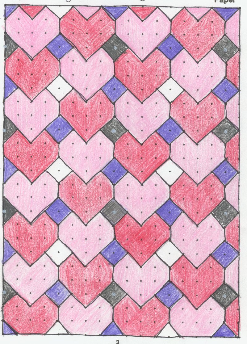 Easy Animal Tessellations For Kids
